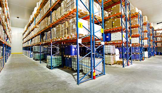 Blog, Supply Chain, Rack, Rack Reconfiguration, Warehouse