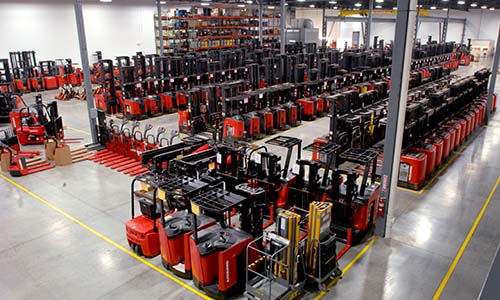 Warehouse, Raymond, Lift Truck, Forklift, Rental