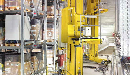 Consulting, Supply Chain, Material Handling
