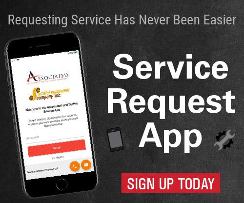 Service Request Mobile App