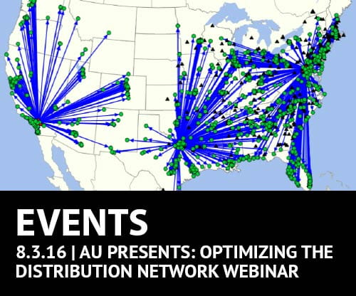 Distribution Network Optimization, Education, Associated University