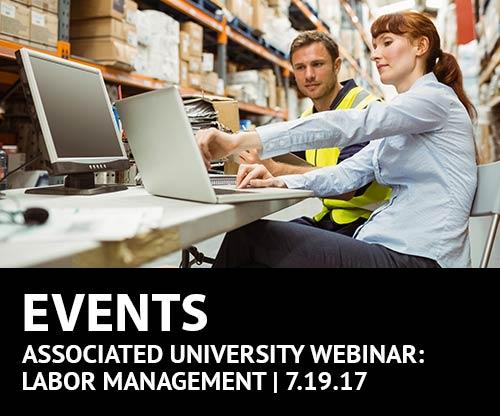 Associated University, AU, Labor Management