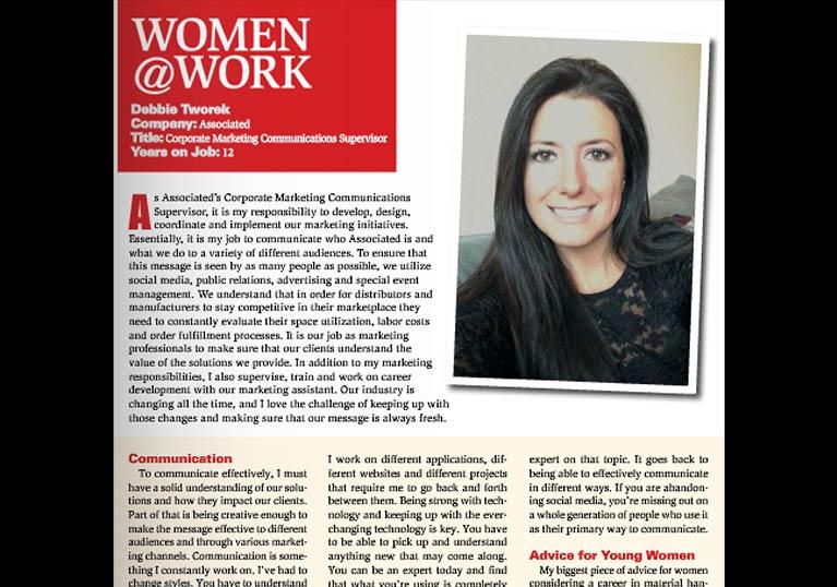 News, Women at Work, MHEDA