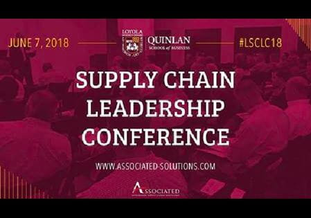 Loyola University's 2018 Supply Chain Leadership Conference