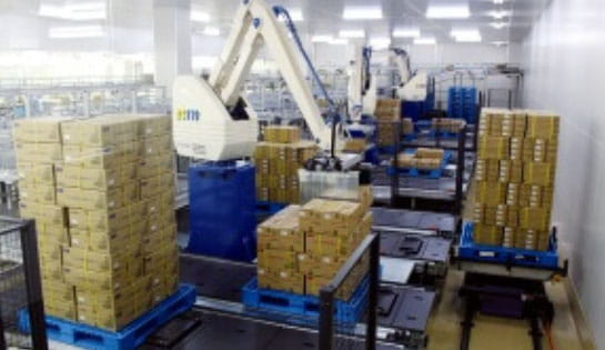 Products, Automation, Case Conveyor, Robotics