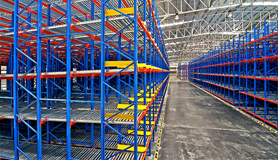 Products, Automation, Pallet Handling, Pallet Conveyor