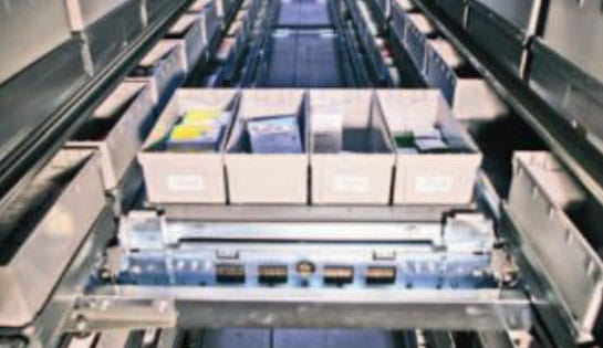 Automation, Piece Handling, Shuttles