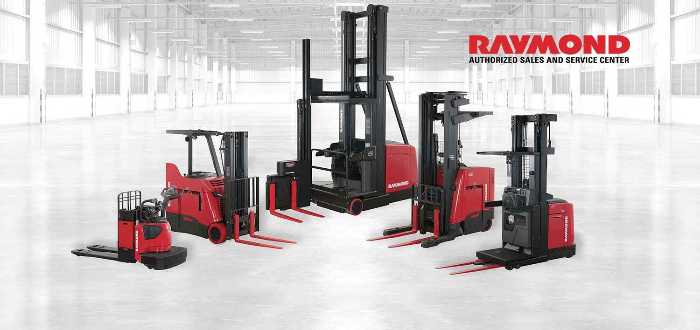 Raymond, Lift Trucks, Forklift