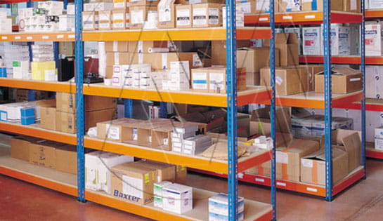 Products, Storage and Structures, Pieces and Parts Storage, Shelving