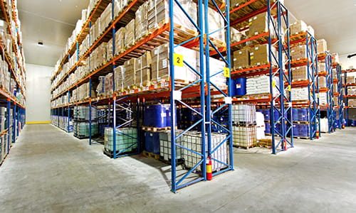 Material Handling, Supply Chain, Warehouse