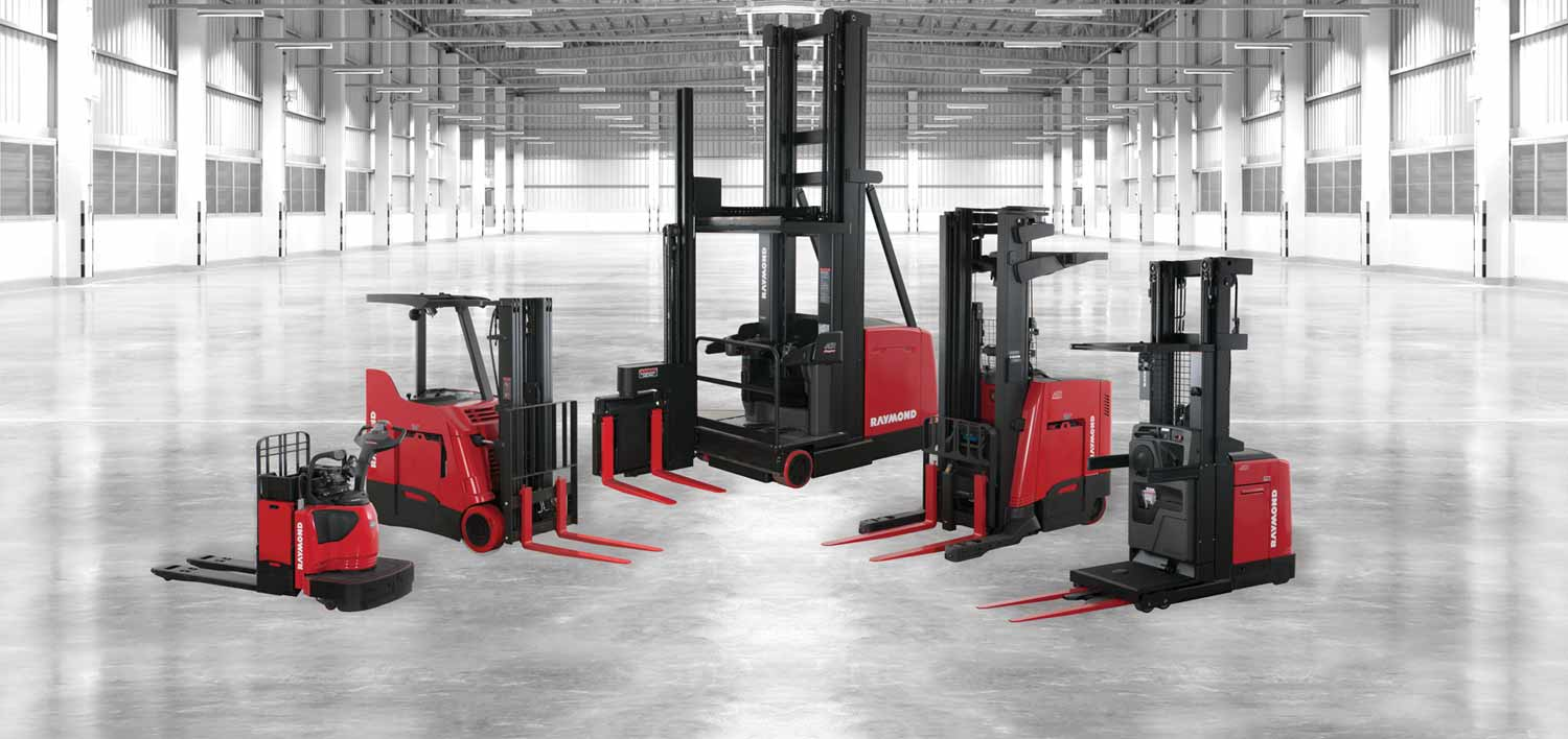 Forklifts Amp Lift Trucks Associated