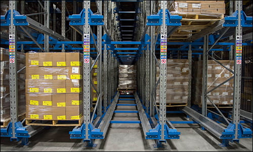 automated storage and retrieval system, ASRS, AS/RS