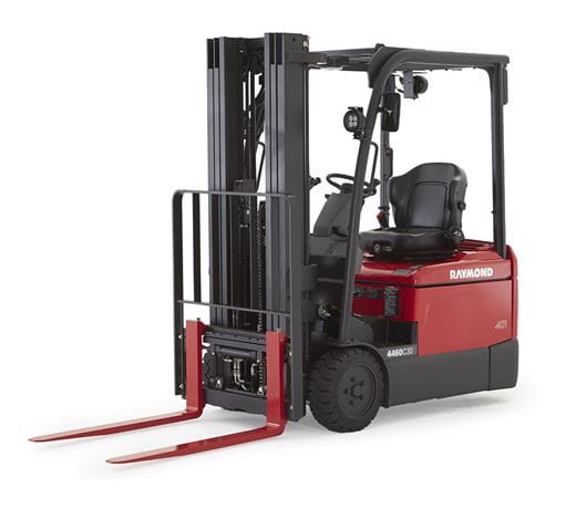 sit down forklift