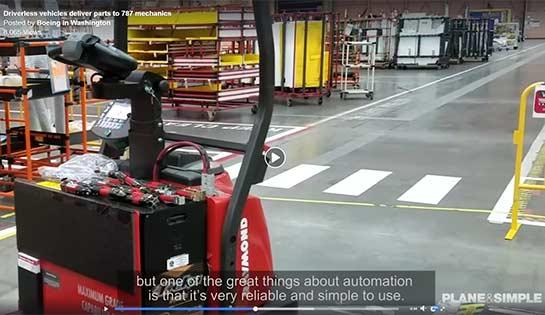 robotic pallet jacks, automated lift trucks