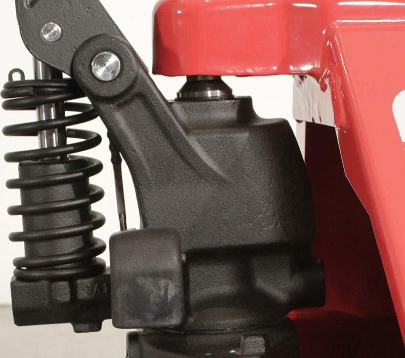 Raymond PST23 Hand Pallet Truck Lift Pump