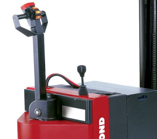 Raymond Walkie Counterbalanced stacker Pallet Stacker truck secondary control handle