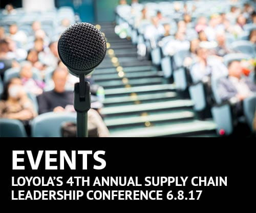 Events, Supply Chain Material Handling